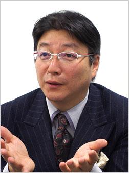 株式会社クライアントサイド・コンサルティング 代表取締役社長 越石一彦氏