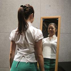 姿勢の基本は、正しい立ち方(美しい立ち姿)