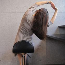 腰は文字通り身体の要!腰周りが軽くなれば、ビジネスも軽やかに!