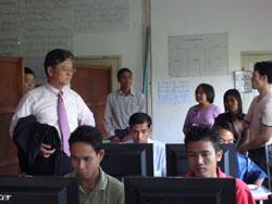 ミャンマー視察/CIESF