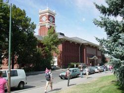 ワシントン州立大学から入学許可証