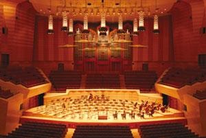 世界の一流演奏家が集うサントリーホール