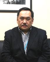 エイベックス・インターナショナル・ホールディングス・リミテッド 代表取締役社長 北谷賢司氏