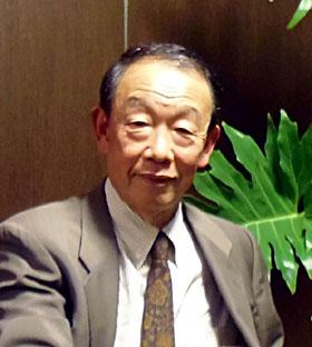 東レインターナショナル株式会社元社長 蝶理株式会社元社長 田中健一氏