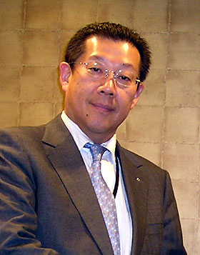 山本化学工業株式会社 代表取締役社長 山本富造氏