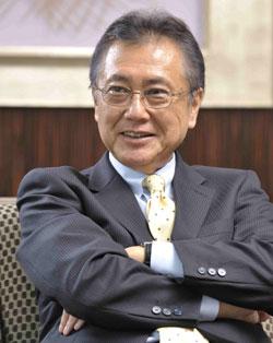 森下仁丹株式会社 代表取締役社長 駒村純一氏