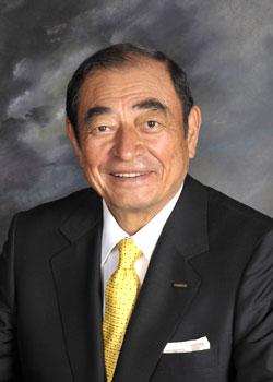 富士フイルムホールディングス株式会社 代表取締役会長兼CEO 古森重隆氏
