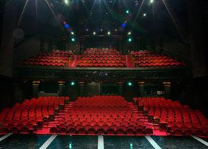父は元舞台照明、母や姉は舞台女優という芸術系家系