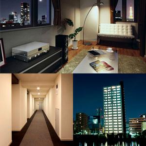 単身向けマンションの賃貸を中心とした堅実なビジネスモデルに転換