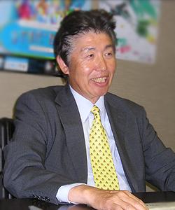 株式会社NTTぷらら 代表取締役社長 株式会社アイキャスト代表取締役社長 板東 浩二氏