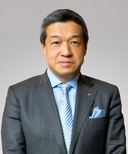 株式会社三越伊勢丹ホールディングス代表取締役 社長執行役員 大西洋氏