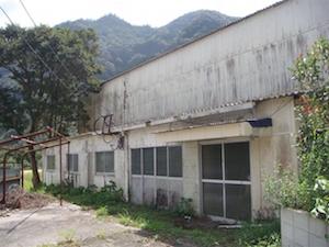 創業当時の工場
