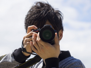 趣味のカメラを仕事に