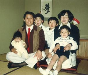 ご家族でのお写真