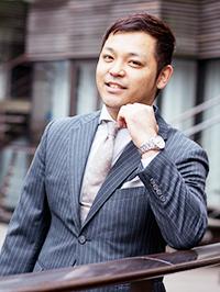 ギグセールス株式会社 取締役副社長 福山 敦士氏