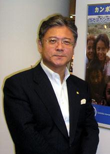 株式会社フォーバル 代表取締役会長 大久保秀夫氏