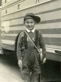 小学3年生の正親少年