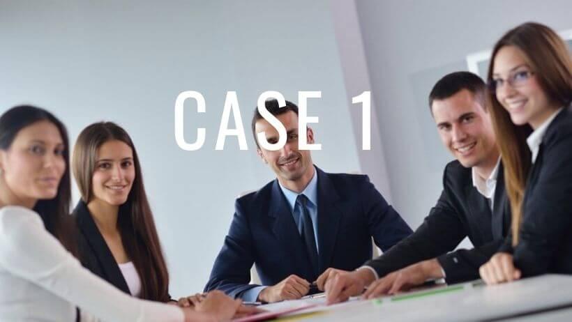 プレゼンの達人Case1
